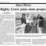 New Farming Operation Starts in Alabama
